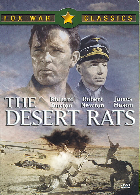 DESERT RATS BY BURTON,RICHARD (DVD)