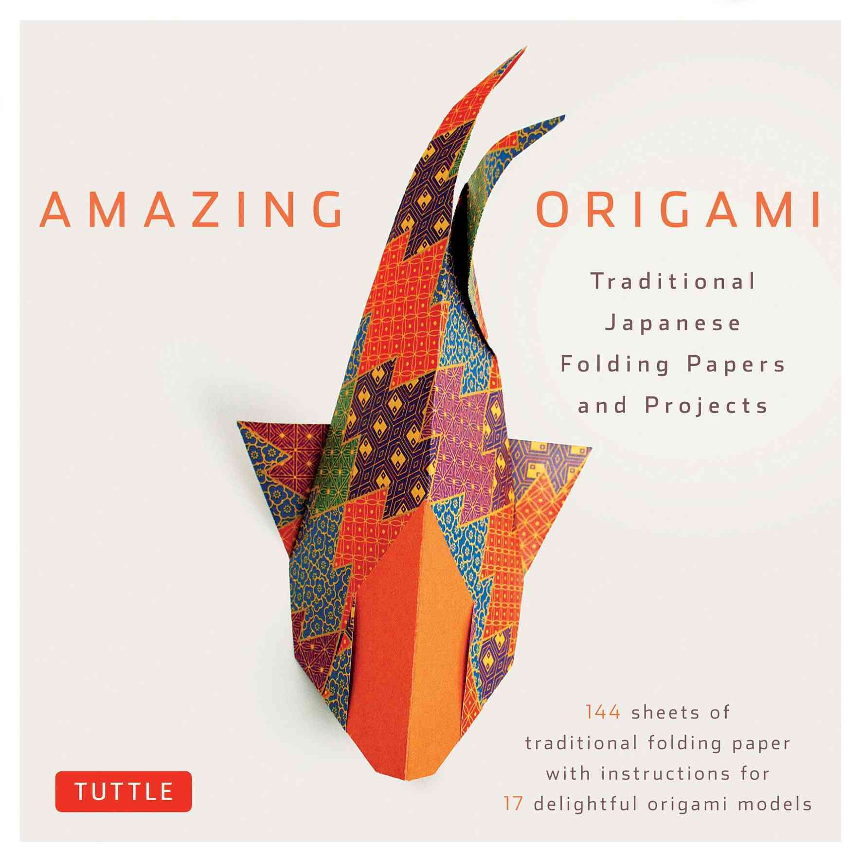 Amazing Origami Kit By Tuttle (EDT)